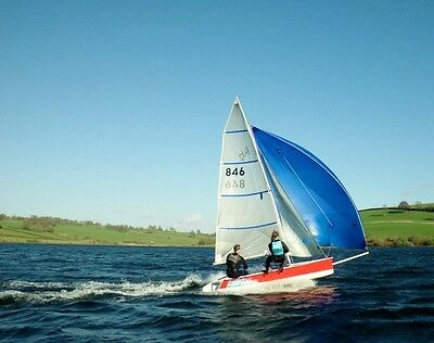 Topper Buzz Sailing Dinghy