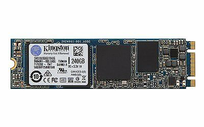 KINGSTON SM2280S3G2/240G 240GB SSDNow M.2 SATA 6Gbps