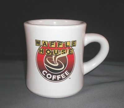 WAFFLE HOUSE mug cup Retro Diner style Heavy Restaurant Ware