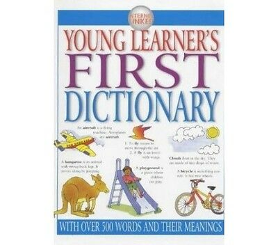 Young Learner's First Dictionary - Children's Hardback Book