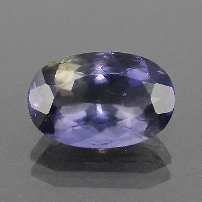10.32 Ct AAA~ULTRA RARE~STUNNING TOP RICH FIRE VIOLET IOLITE OVAL loose gemstone