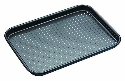 "Master Class Crusty Bake Non-Stick Baking Tray, 24 x 18 cm (9.5"")"