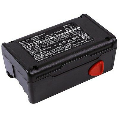 Replacement Battery For GARDENA 648844