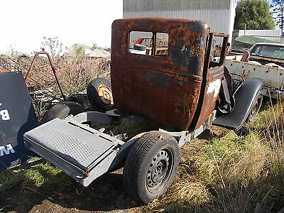 1930 Ford Pickup project, 34 chassis, 30 Cab, V8 Windsor, Auto, Hot Rod, Rat Rod