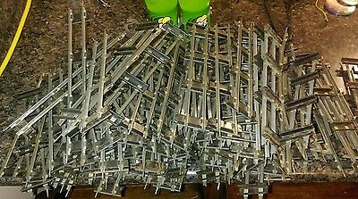 American Flyer S Gauge Track 180+ pieces 101 Straight 63 Curve