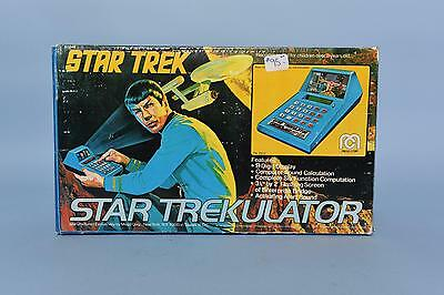 MEGO STAR TREK TREKULATOR - Mint In Box