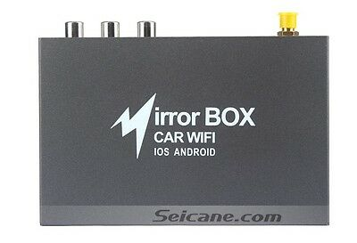 WIFI Mirabox IOS Android Miracast Screen Mirroring Car Stereos DLNA Airplay