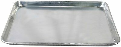 "Commercial Grade 18"" x 13""  Size Aluminum Sheet Pan for Baking Bread Cookie"