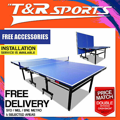 OUTDOOR PRIMO Triumph 188 Table Tennis / Ping Pong Table Accessories Package