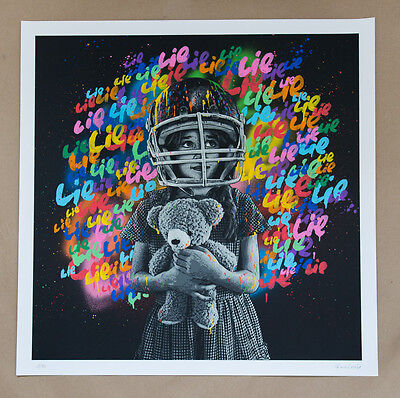 Roamcouch Armored Pure Fine Art Print Sold Out Edition of 90