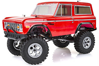 HSP 1/10 RC4 Rock Crawler Off Road Electric 4WD RTR RC #HSP-136100