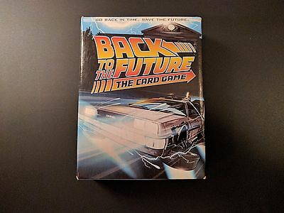 Back to the Future the Card Game (Rare OOP from Looney Labs)