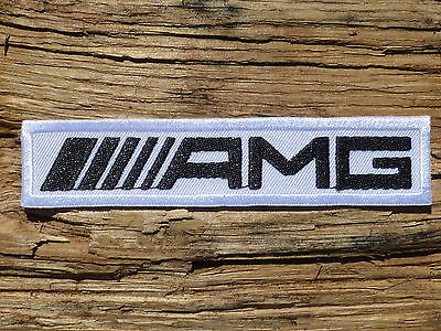 A064 ECUSSON PATCH THERMOCOLLANT aufnaher toppa AMG automobile course mercedes