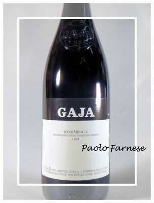 Gaja Barbaresco 1991 75 Cl.