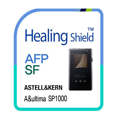 FullBody FrontBackSide Screen Protector Clear Film Astell&Kern A&ultima SP1000