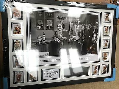Sir David Jason Signed Picture
