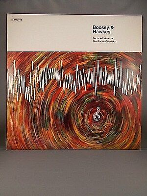 BOOSEY & HAWKES LIBRARY MUSIC  (Film, Radio & TV) * VARIOUS MUSICIANS * EX+