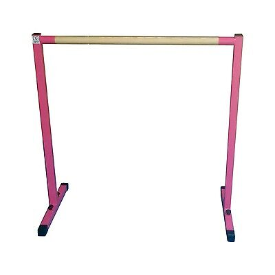 Ballet barre ,Hot pink  ballet bar portable freestanding, New.