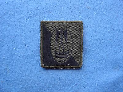 DUTCH NETHERLANDS ARMY very rare BOMB EOD IED Team Patch