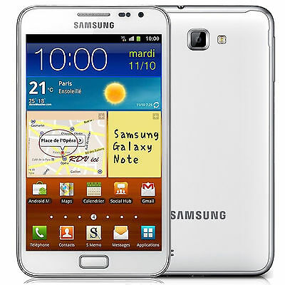 Super SAMSUNG GALAXY NOTE GT-N7000 AT&T Unlocked Dual-core Smartphone NU-29