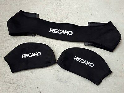 Recaro Side Protector Set For Recaro Semi Bucket Seats Sr3.