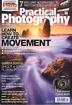 Practical Photography Magazine : July 2017 (Brand New/sealed)