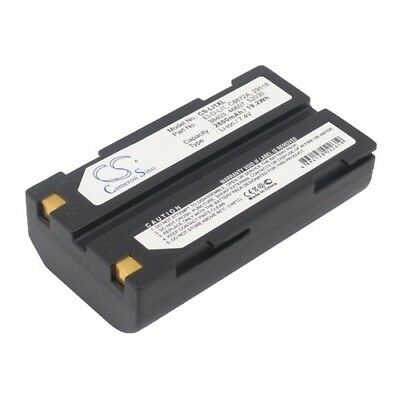 Replacement Battery For PENTAX 38403