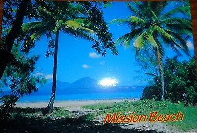 Postcard of Mission Beach, North Queensland