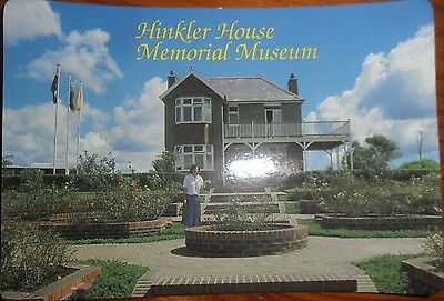Postcard of Hinkler House Memorial Museum, Queensland