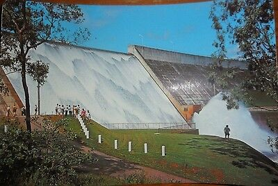 Postcard of Tinaroo Dam, Atherton Tableland, NQ