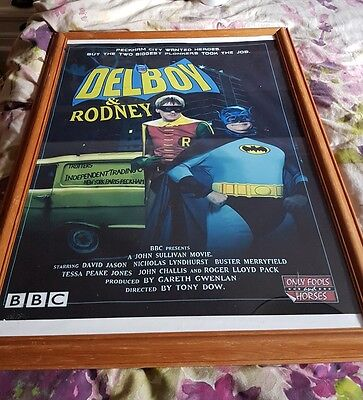 Only Fools and Horses XL canvas framed