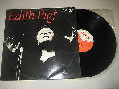 Edith Piaf - Same    Vinyl LP Amiga