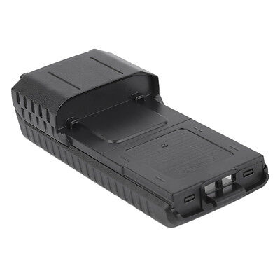Plastic Black Battery Box Case for Baofeng F8 F9 UV-5R Two-Way Radio Walkie GK