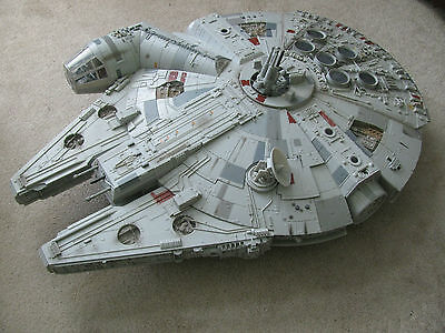 Star Wars Legacy Collection Millennium Falcon 2008 2.5+ FEET Long Tested w/Box