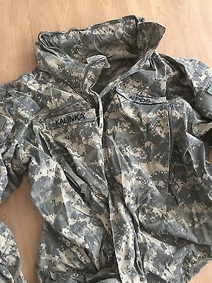 US Army Soft Shell Cold Weather ACU ECWCS Propper Large-Regular