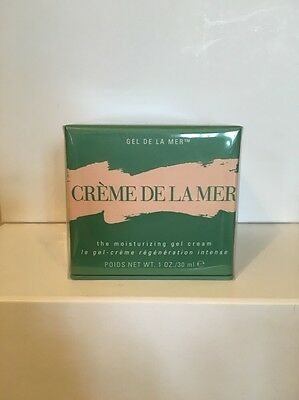 creme de la mer the moisturizing gel cream 30ml Brand New And Sealed. RRP £108