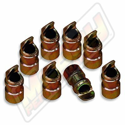 Alignment Clamp Spade Adapter Set Sleeve Self Centering Hunter FMC 8 pc 20-831-1