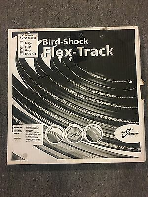 Bird-Shock Flex Track, Grey (50ft) bs-fg60