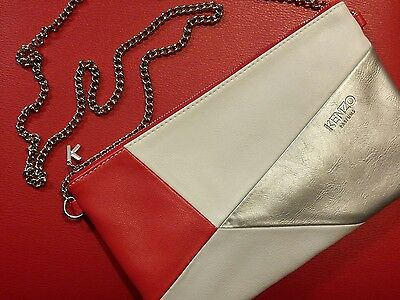 Flower by Kenzo Parfums Crossbody Bag Wallet on Chain