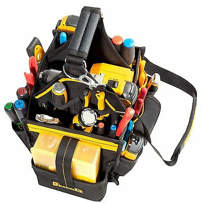 DEWALT 11-Inch Electrical and Maintenance Tool Carrier + Parts Tray..NEW