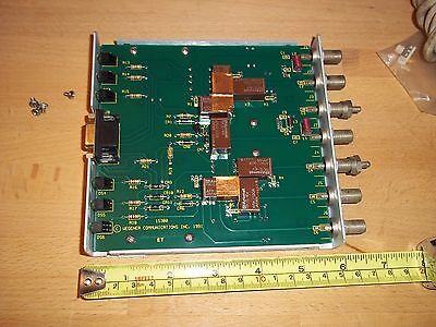 Aromat Rk1E Spdt 6Vdc Rf 900Mhz Relay On A Pc Board