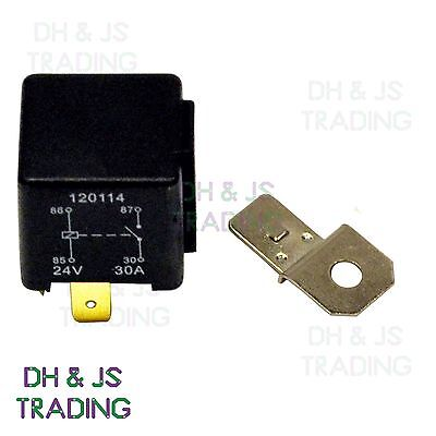 24V Relay 4 PIN Automotive 20 / 30AMP 20a 30a Changeover RY12 Normally Open
