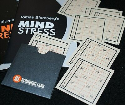 Mind Stress -- Tomas Blomberg's excellent updated Mystery Calculator      TMGS