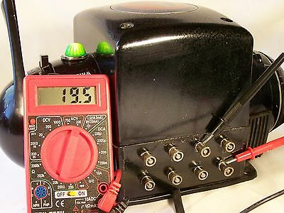 Lionel ZW275 4-Train Transformer, cleaned/serviced/tested, C6/7, Excellent