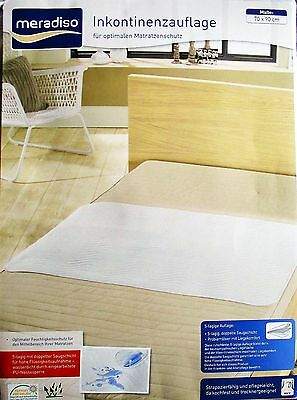 Incontinence Protector Mattress Covers Pad Baby Bed 70x90 Moisture