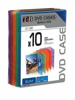 T'nB BIXDVD10SL custodia CD/DVD