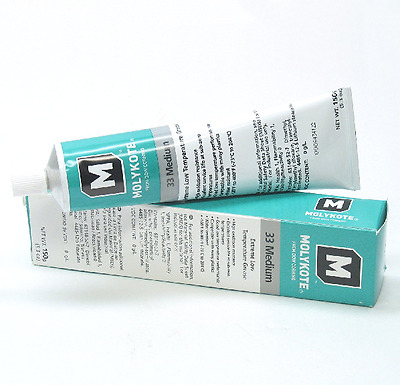 Graisse Molykote 33 Medium Tube 100G