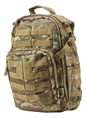 5.11 Tactical Rush 12 backpack Multicam  New with tags