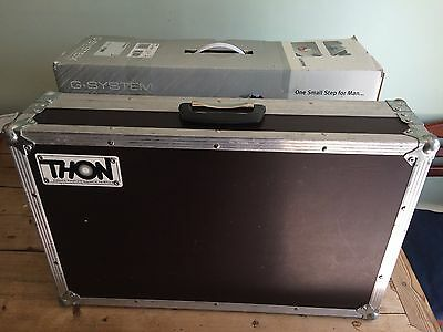 T.C Electronics G System - Multi Effects and Controller with Flightcase
