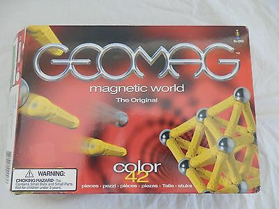 Geomag Magnetic World Colour Color 42 (green) VGC